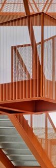 balustrade scari balcoane metalice